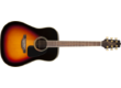 New Takamine left-handed guitars and bass