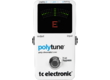 Accordeur POLYTUNE  TCelectronic
