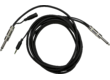 TC-Helicon Guitar + Headphone Cable