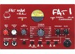 TL Audio Fat 1 Stereo Valve Compressor