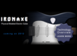The IronAxe virtual guitar updated to v1.5