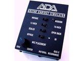 Ada GCS-2 Guitar cabinet simulator/Di