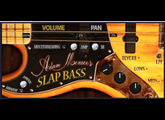 Adam Monroe Music Slap Bass 2