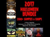 ADSR Sounds 2017 Halloween Bundle