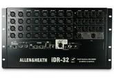 Alllen & Heath ILive IDR 32 / Surface R72 / Carte Dante avec license / divers flightcases et autres