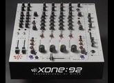 Vends Table de Mixage Allen & Heath Xone 92 TBE + elements rackables