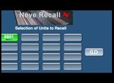 AMS-Neve Recall Software