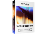 Arturia 3 Compressors You'll Actually Use