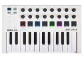 Vends Arturia Minilab MKII + VCollection 5