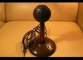 Microphone Astatic Brown Biscuit - années 1940