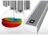 AXYS / JBL Intellivox DSX280 - Colonnes à contrôle de directivité numérique