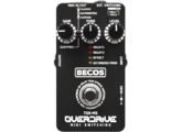 Becos TS8-MS Overdrive MIDI Switching