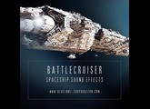 Bluezone Battlecruiser - Spaceship Sound Effects