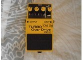 Boss OD-2 TURBO OverDrive - Outlaw Mod - Modded by  Machine Head Pedals