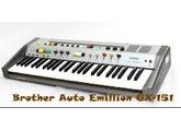 Brother Auto Emillion GX-151