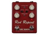 Carl Martin Red Repeat 2016 Edition