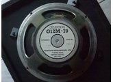 Vends HP Celestion G12M70