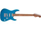 Charvel Pro-Mod DK22 SSS 2PT CM Electric Blue Satin