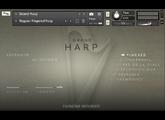 Cinematique Instruments Grand Harp