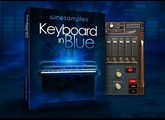 Cinesamples Keyboard in Blue
