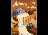Coup de pouce Astuce de la guitare Country - Volume 1