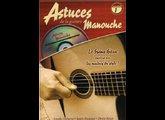 Coup de pouce Astuces de la guitare manouche - Volume 1