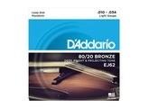 D'Addario 80/20 Bronze Wound Mandolin