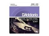 D'Addario Nickel Plated Steel Wound Banjo