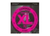 D'Addario XL Chromes Flat Wound Bass Strings