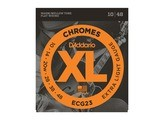 D'Addario XL Chromes Flat Wound Electric Strings