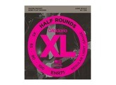 D'Addario XL Half Rounds Bass Strings