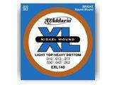 D'Addario XL Nickel Round Wound - EXL140 10-52 Light Top/Heavy Bottom