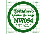 D'Addario XL Nickel Wound Single String
