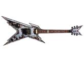 Dean Guitars DIME RAZORBACK RUST