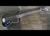 Desert Dust Guitars Dinah Classic Bass P-Bee