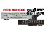 Diamond Amplification Dual Amp Selector