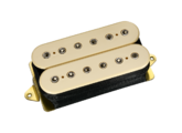 DiMarzio SuperDistortion DP100 (Bridge) - Zebra, Black ou Nickel