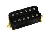 DiMarzio SuperDistortion DP100F (Bridge) - Zebra, Black ou Nickel