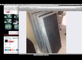 Vend 3 panneaux acoustiques