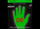 Dr Strings K3 Neon Hi-Def Green Electric
