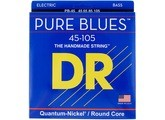 Dr Strings Pure Blues Bass