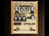 Dreadbox Epsilon / saturation et filtre semi-modulaire / guitares ou synthés