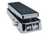 170€ Dunlop 535Q Cry Baby Chrome Limited Edition
