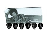Dunlop Jimi Hendrix Silver