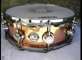 DW Drums COLLECTORS SERIES COPPER 5x14