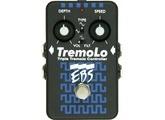 Pedale EBS triple tremolo controller black label TBE