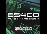 Ekssperimental Sounds Studio ES400 FM Synthesizer