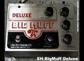 Electro-Harmonix Big Muff Pi Deluxe