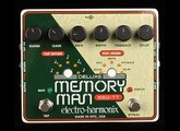 Memory Man Ehx analog delay