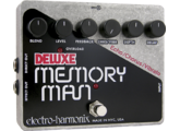 Pedale delay analogique deluxe memory man